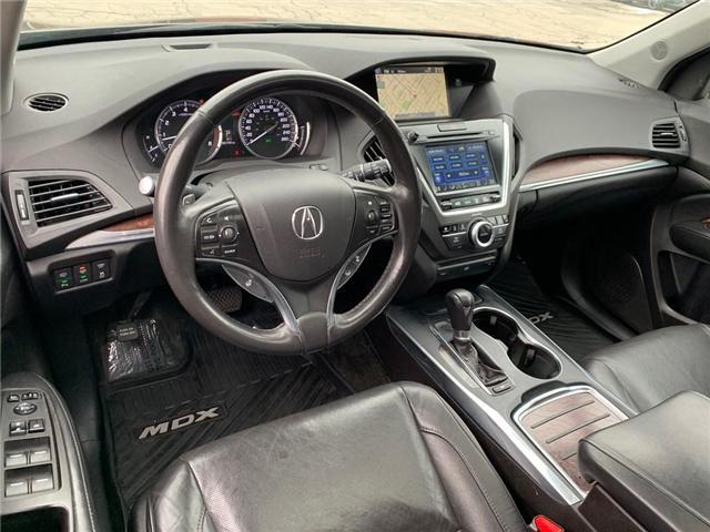2015 Acura MDX Elite Package (Stk: D394) in Burlington - Image 14 of 30