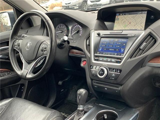 2015 Acura MDX Elite Package (Stk: D394) in Burlington - Image 15 of 30