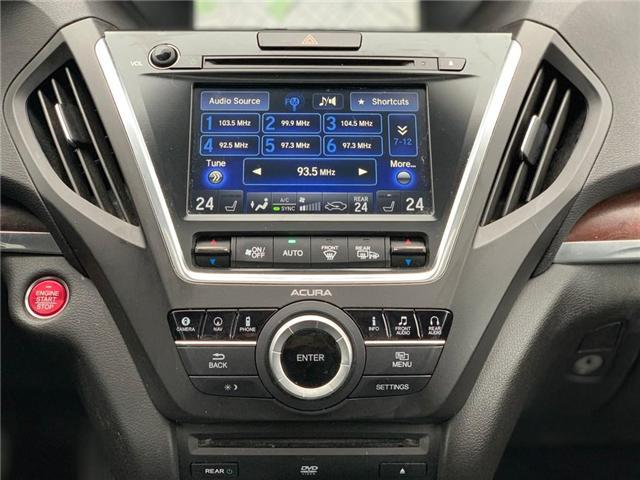 2015 Acura MDX Elite Package (Stk: D394) in Burlington - Image 24 of 30
