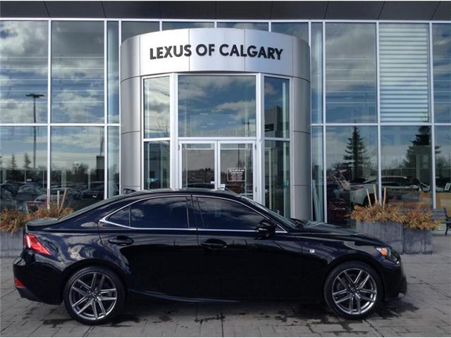 2015 Lexus IS 350 Base (Stk: 190435A) in Calgary - Image 1 of 11