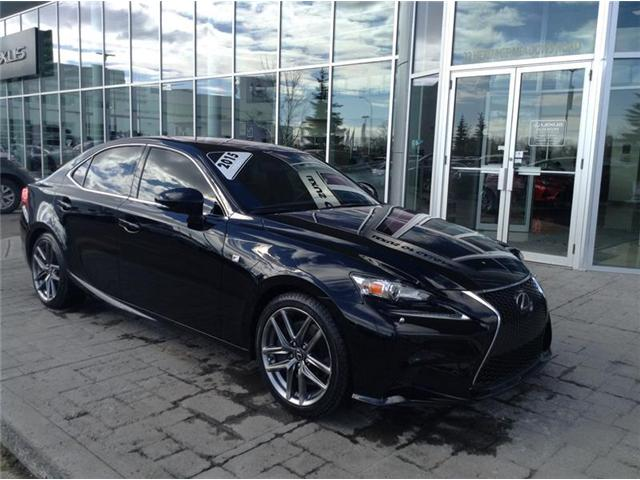 2015 Lexus IS 350 Base (Stk: 190435A) in Calgary - Image 2 of 11