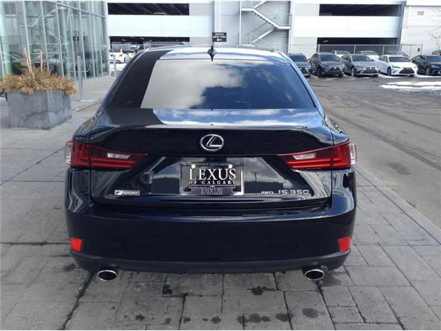 2015 Lexus IS 350 Base (Stk: 190435A) in Calgary - Image 6 of 10