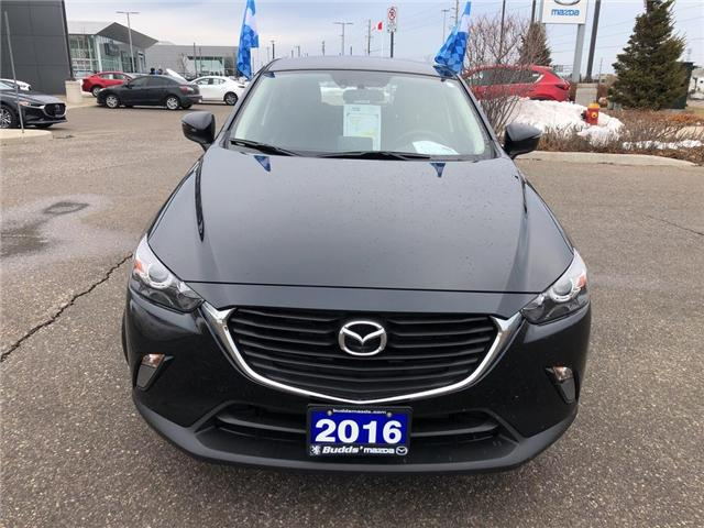 2016 Mazda CX-3 GS (Stk: P3418) in Oakville - Image 9 of 20