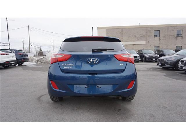 2015 Hyundai Elantra GT  (Stk: HN1818A) in Hamilton - Image 7 of 30