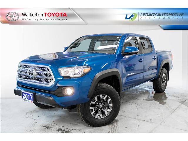 2017 Toyota Tacoma TRD Off Road (Stk: P8125) in Walkerton - Image 1 of 20