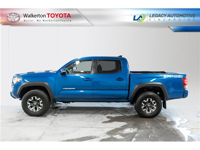 2017 Toyota Tacoma TRD Off Road (Stk: P8125) in Kincardine - Image 3 of 20