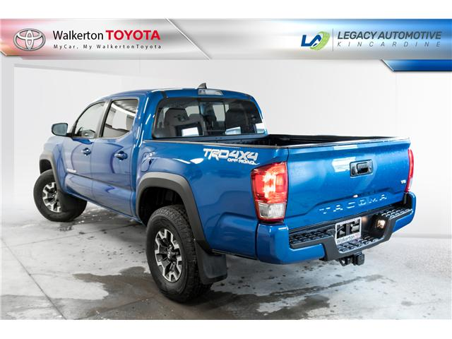 2017 Toyota Tacoma TRD Off Road (Stk: P8125) in Kincardine - Image 4 of 20