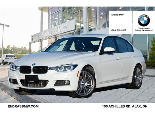 2018 BMW 328d xDrive (Stk: P5779) in Ajax - Image 1 of 22