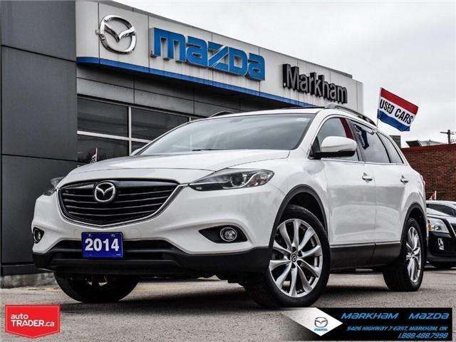 2014 Mazda CX-9 GT (Stk: Q181165A) in Markham - Image 1 of 30