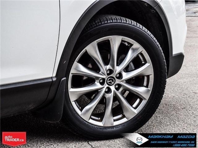 2014 Mazda CX-9 GT (Stk: Q181165A) in Markham - Image 7 of 30