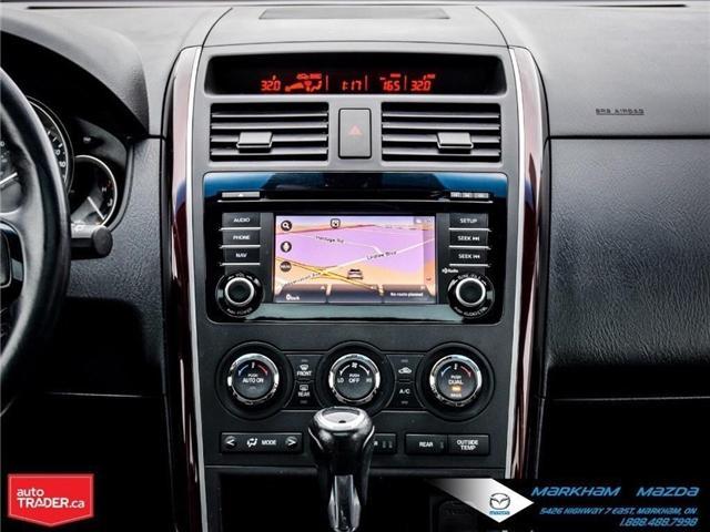 2014 Mazda CX-9 GT (Stk: Q181165A) in Markham - Image 16 of 30
