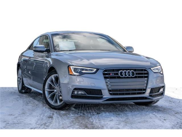 2016 Audi S5 3.0T Technik (Stk: U0735) in Calgary - Image 1 of 15