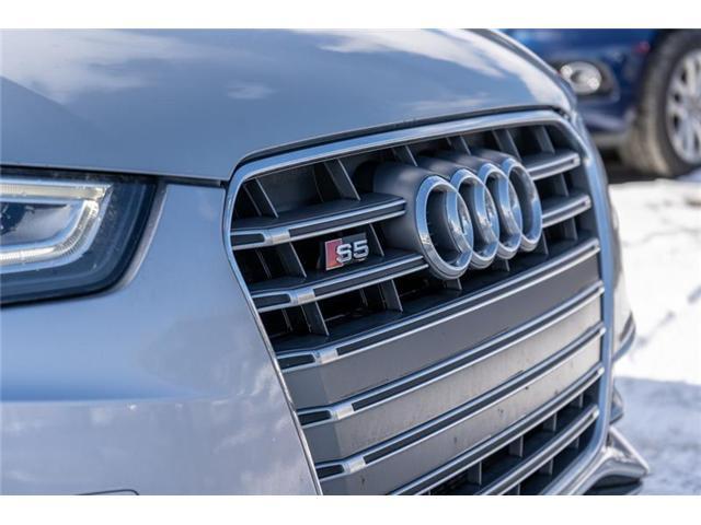 2016 Audi S5 3.0T Technik (Stk: U0735) in Calgary - Image 3 of 15