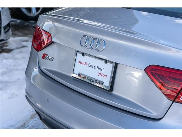2016 Audi S5 3.0T Technik (Stk: U0735) in Calgary - Image 6 of 15