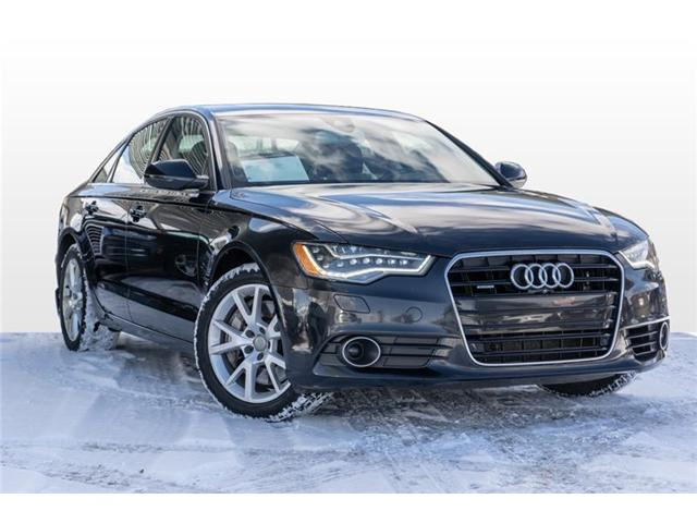 2013 Audi A6 3.0T Premium (Stk: U0736) in Calgary - Image 1 of 20
