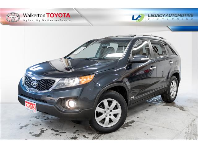 2013 Kia Sorento LX V6 (Stk: P9016) in Walkerton - Image 1 of 20