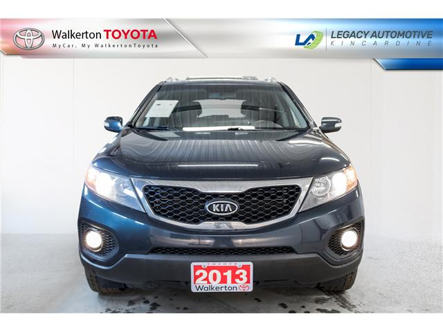 2013 Kia Sorento LX V6 (Stk: P9016) in Walkerton - Image 2 of 20