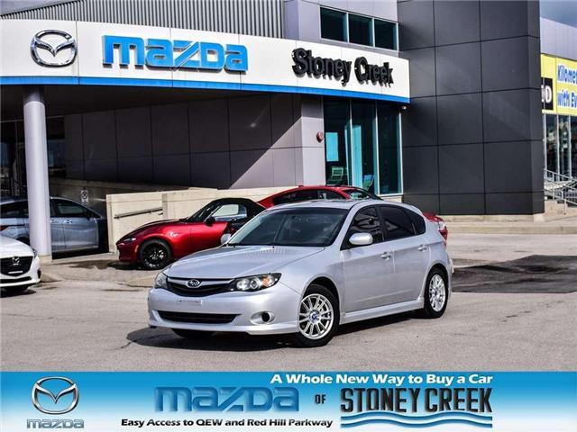 2010 Subaru Impreza 2.5i (Stk: SN1281A) in Hamilton - Image 1 of 19