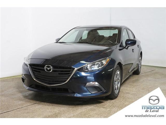 2015 Mazda Mazda3 GX (Stk: U7118A) in Laval - Image 1 of 22