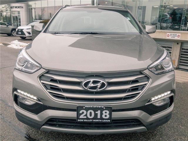 2018 Hyundai Santa Fe Sport  (Stk: 27427A) in Markham - Image 2 of 22