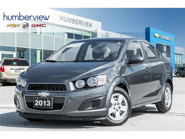 2013 Chevrolet Sonic LS Auto (Stk: 160643DP) in Toronto - Image 1 of 19