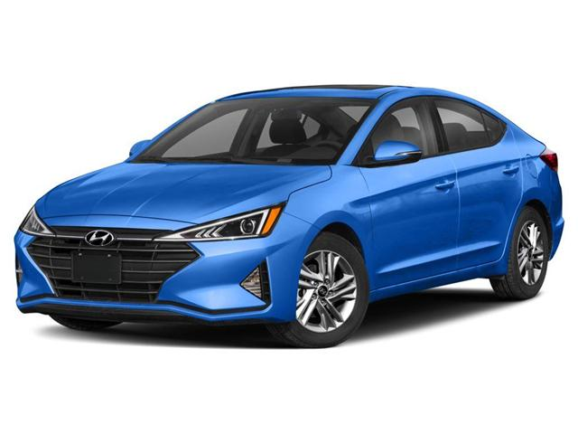 2019 Hyundai Elantra Preferred (Stk: EA19038) in Woodstock - Image 1 of 9