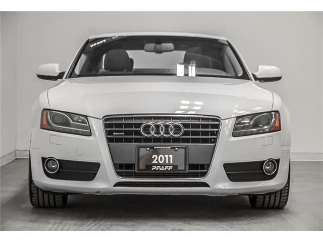 2011 Audi A5 2.0T Premium (Stk: C6568A) in Woodbridge - Image 2 of 20