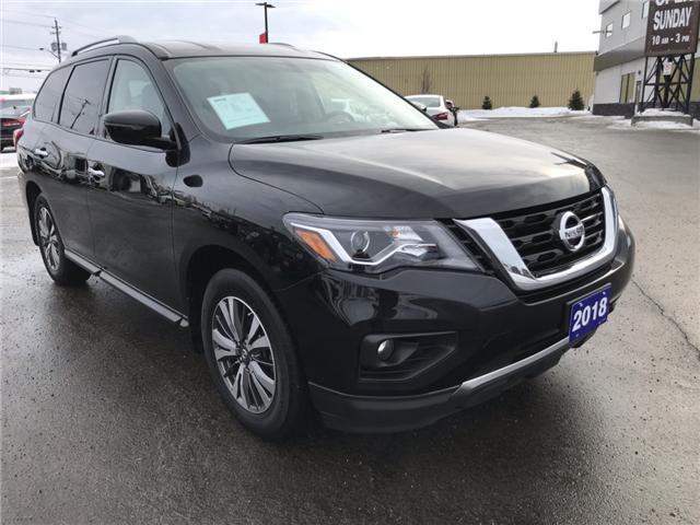 2018 Nissan Pathfinder SV Tech (Stk: 19110) in Sudbury - Image 2 of 18