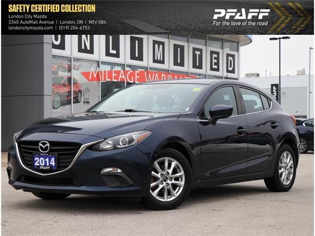 2014 Mazda Mazda3 GX-SKY (Stk: MA1630) in London - Image 1 of 19