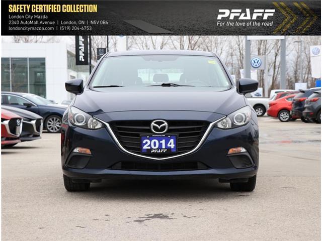 2014 Mazda Mazda3 GX-SKY (Stk: MA1630) in London - Image 2 of 19