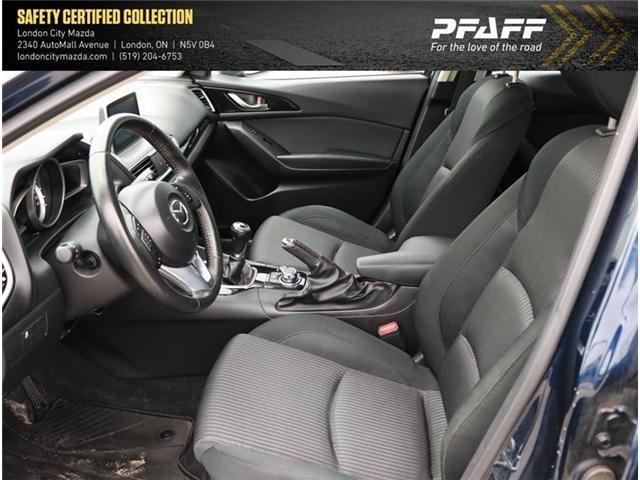 2014 Mazda Mazda3 GX-SKY (Stk: MA1630) in London - Image 9 of 19