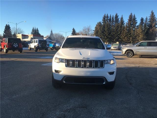 2019 Jeep Grand Cherokee Limited (Stk: T19-74) in Nipawin - Image 1 of 16