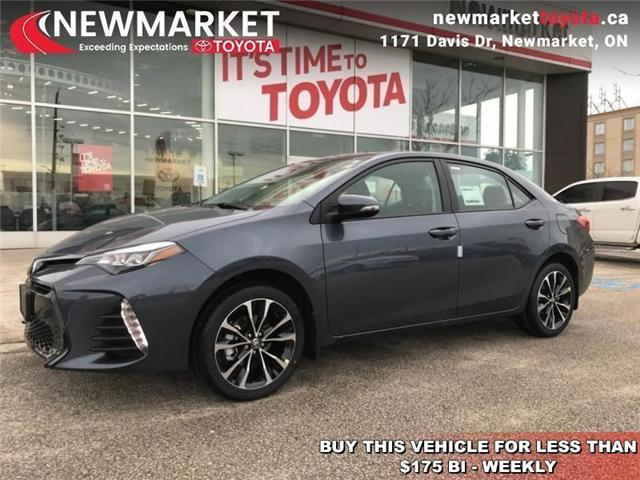 2019 Toyota Corolla SE (Stk: 33975) in Newmarket - Image 1 of 19