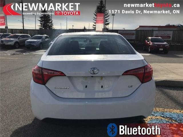 2019 Toyota Corolla LE (Stk: 34024) in Newmarket - Image 4 of 17