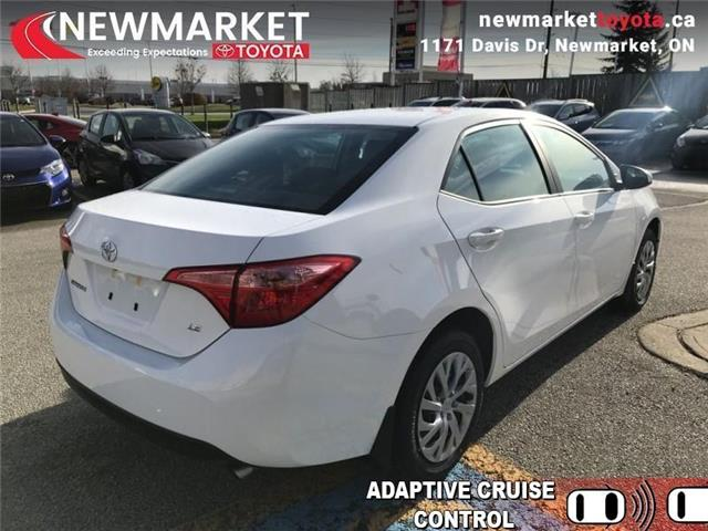 2019 Toyota Corolla LE (Stk: 34024) in Newmarket - Image 5 of 17