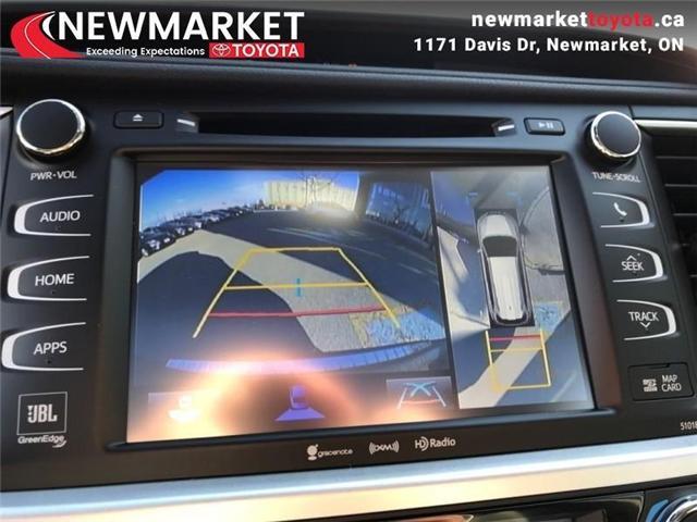 2019 Toyota Highlander Limited - Navigation - $189 36 /Wk