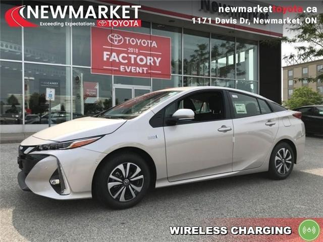 2019 Toyota Prius Prime Upgrade (Stk: 34108) in Newmarket - Image 1 of 20