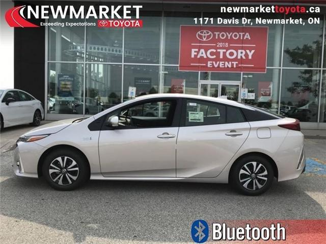 2019 Toyota Prius Prime Upgrade (Stk: 34108) in Newmarket - Image 2 of 20