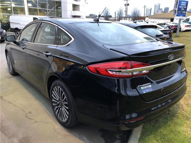 2018 Ford Fusion Energi Titanium (Stk: 18537) in Vancouver - Image 2 of 8