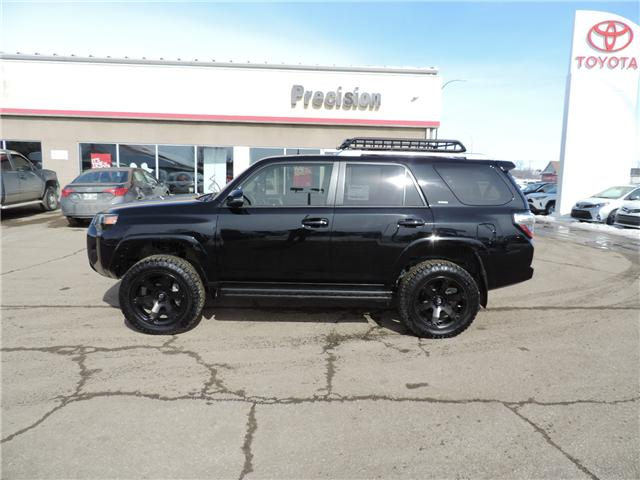 2018 Toyota 4Runner SR5 (Stk: 182651) in Brandon - Image 1 of 23