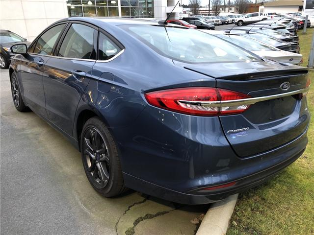 2018 Ford Fusion SE (Stk: 18514) in Vancouver - Image 2 of 9