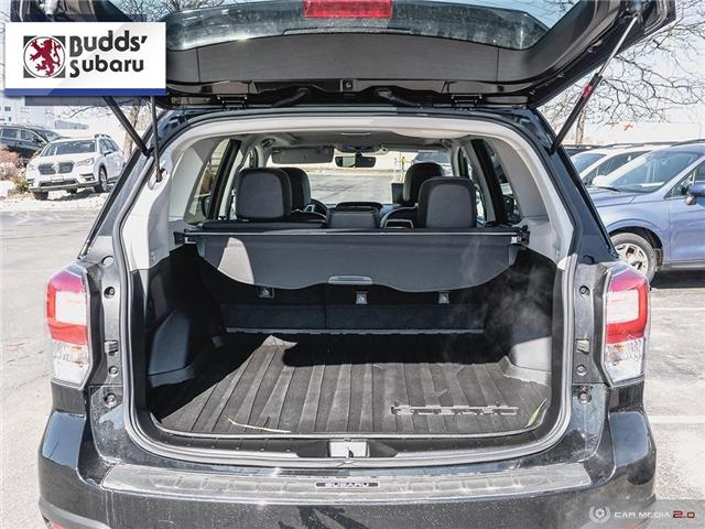 2018 Subaru Forester 2.5i Limited (Stk: F18256R) in Oakville - Image 12 of 30