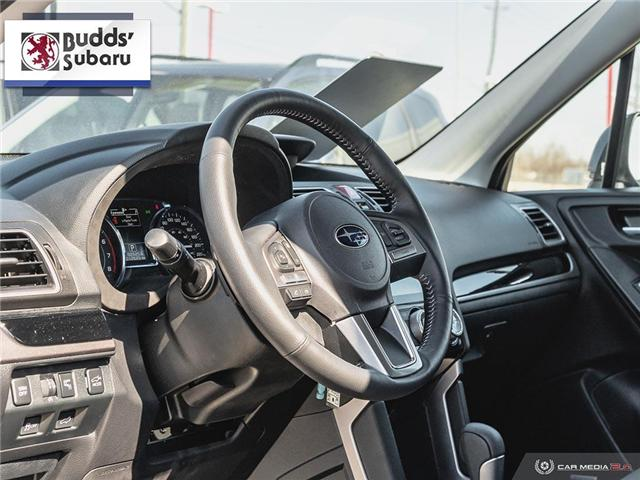 2018 Subaru Forester 2.5i Limited (Stk: F18256R) in Oakville - Image 14 of 30