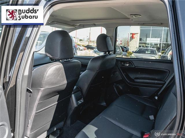 2018 Subaru Forester 2.5i Limited (Stk: F18256R) in Oakville - Image 27 of 30