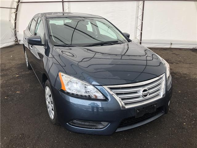 2015 Nissan Sentra 1.8 S (Stk: 15954A) in Thunder Bay - Image 1 of 17