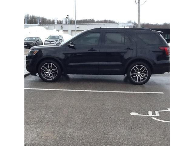 2016 Ford Explorer Sport (Stk: 191931a) in Owen Sound - Image 2 of 4