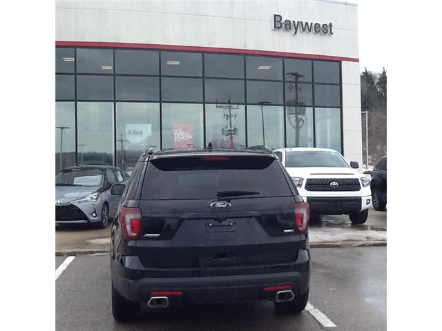 2016 Ford Explorer Sport (Stk: 191931a) in Owen Sound - Image 3 of 4