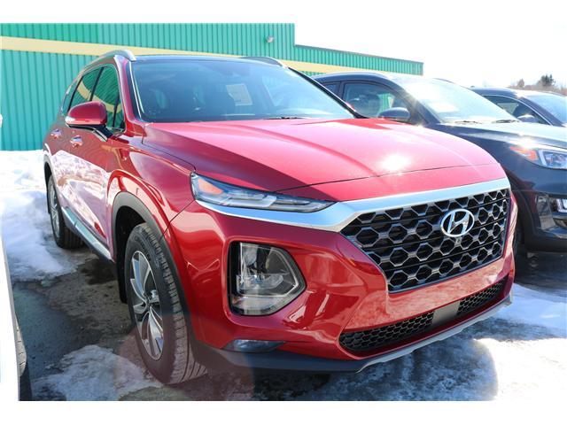 2019 Hyundai Santa Fe Luxury (Stk: 96657) in Saint John - Image 1 of 3