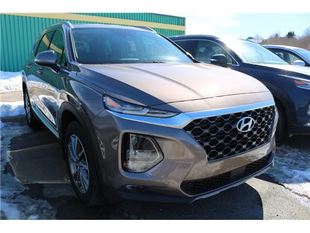 2019 Hyundai Santa Fe Preferred 2.4 (Stk: 96665) in Saint John - Image 1 of 3