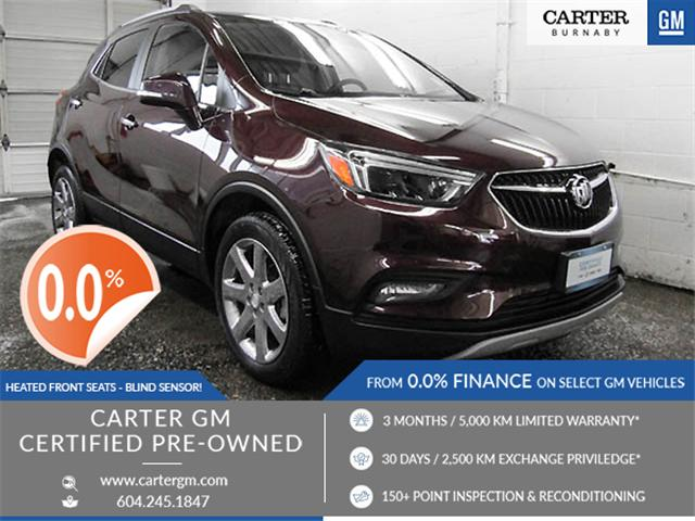 2018 Buick Encore Essence (Stk: P9-57440) in Burnaby - Image 1 of 23